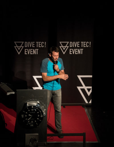 Dive TEC! Event 2019 | © Nandy